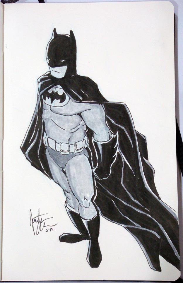 Batman – ECCC 2012