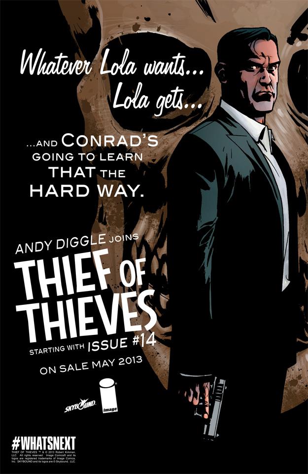 Thief of Thieves 14 ad