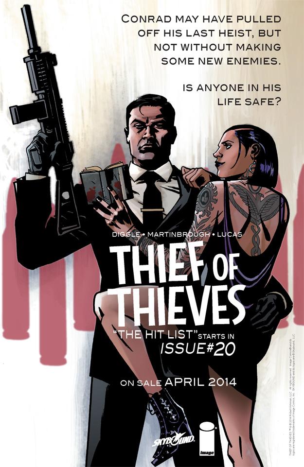 Thief Of Thieves 20 ad
