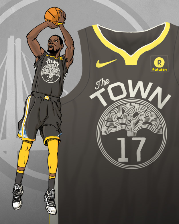 KD and The Town
