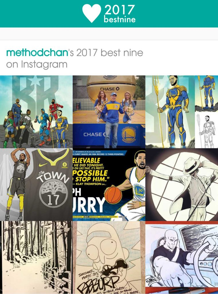 2017 Best Nine