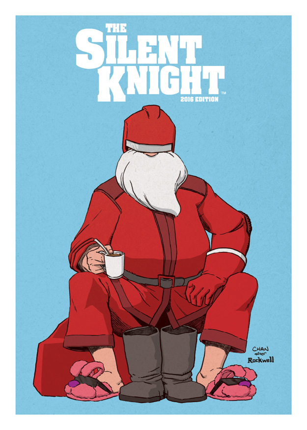 Silent Knight: Christmas Completed
