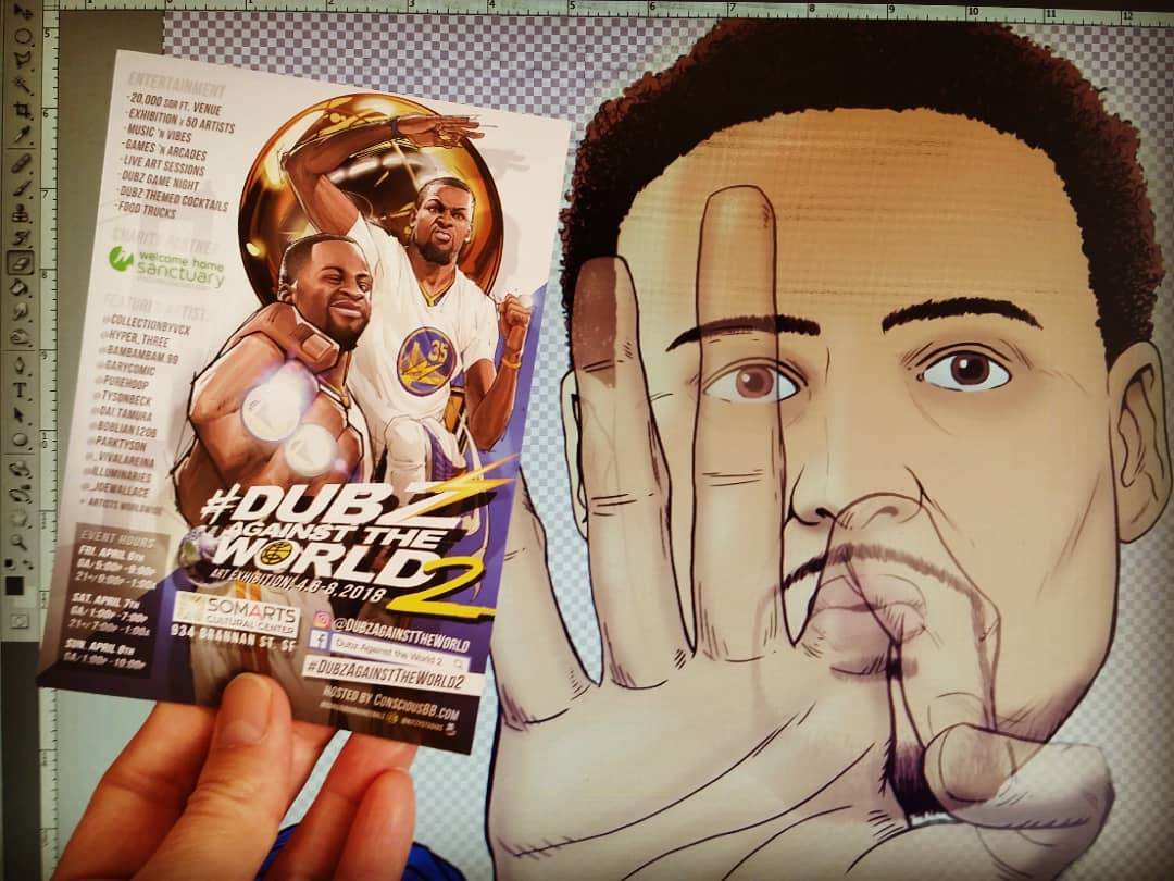 Klay Against the World 2