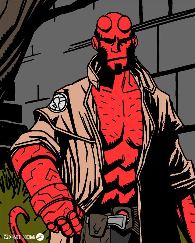Hellboy 25th