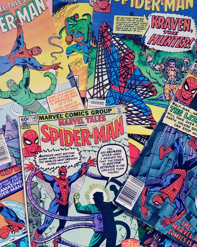Thank You Mr Ditko