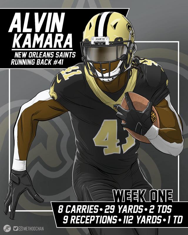 TPT Week 01 Kamara