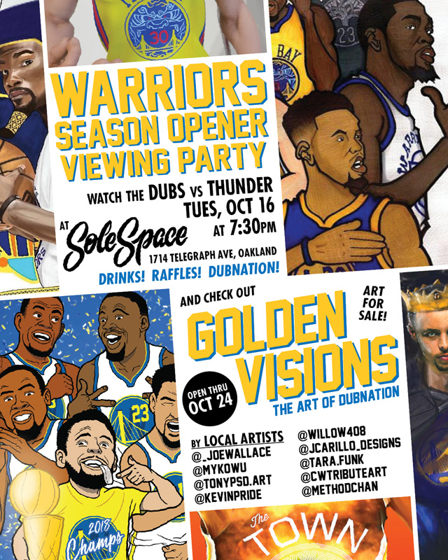 Golden Visions 3 Season Opener