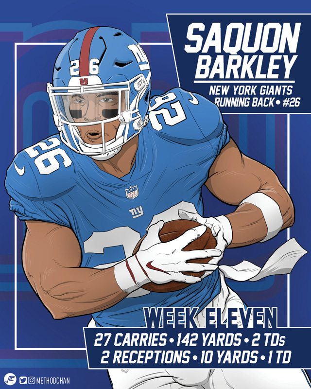 TPT Week 11 Barkley