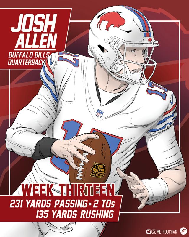 TPT Week 13 Allen