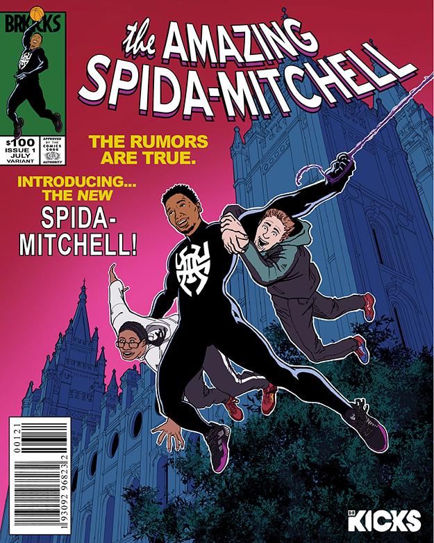 Amazing Spida-Mitchell 01B Breakdowns 2