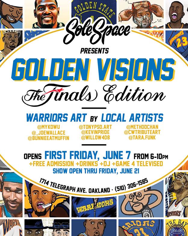 Golden Visions Finals Edition
