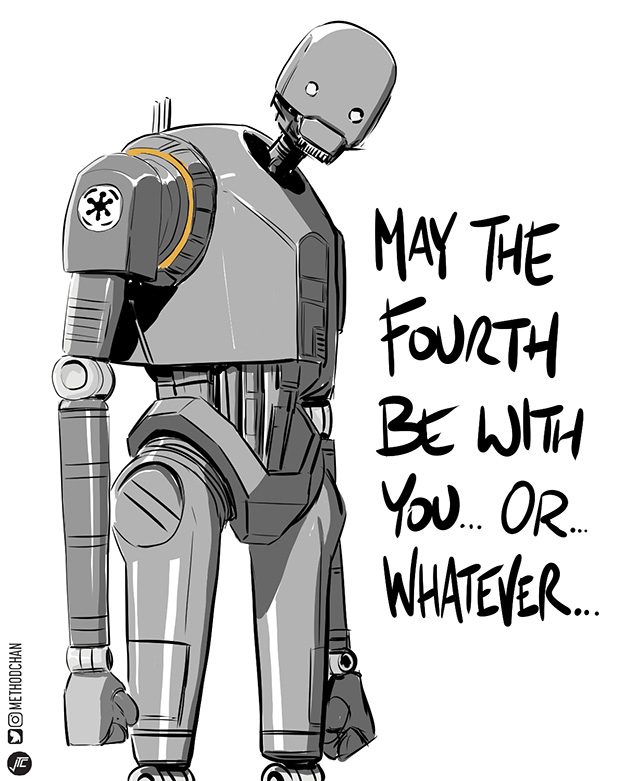 May The K2SO Be With You