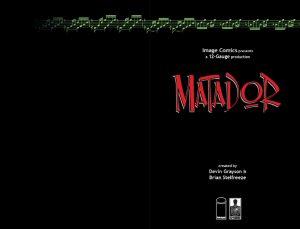 Matador Preview 3