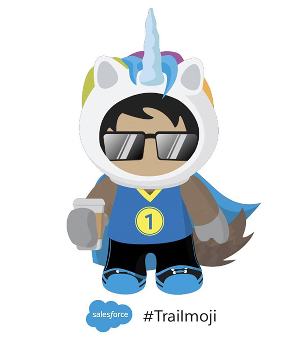 My Trailmoji