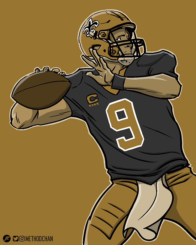 Brees Gold Standard p2
