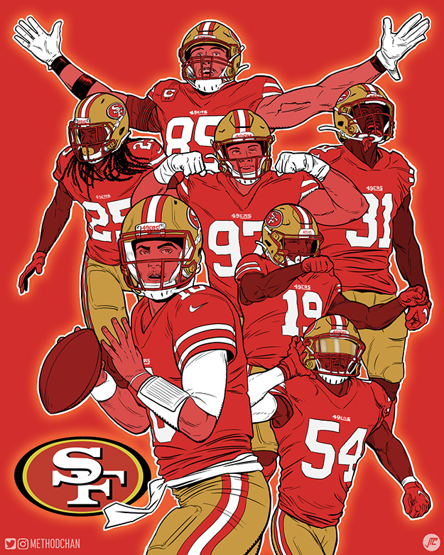 Niners Playoffs